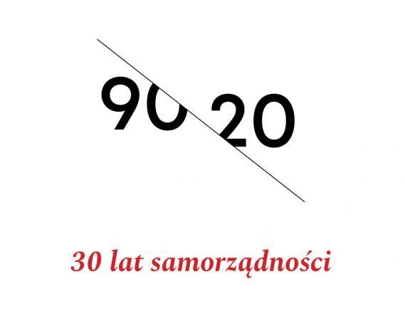 30 lat samorządności